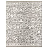 Mohawk® Home Oasis Nauset Medallion Indoor Outdoor Rug