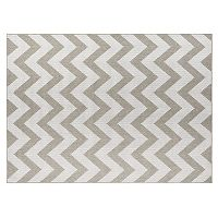 Mohawk® Home Oasis Tofino Chevron Indoor Outdoor Rug