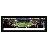 New Orleans Saints Stadium 50-Yard Line Framed Wall Art
