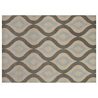 United Weavers Nouveau Satin Glide Geometric Rug
