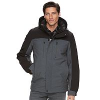 Men's ZeroXposur Stretch Carbon Hooded Jacket