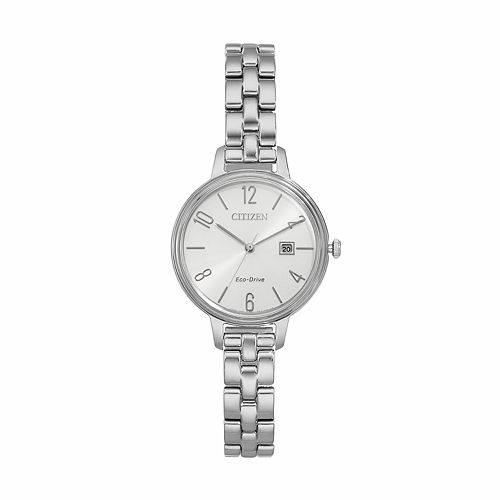 Citizen Eco-Drive Women's Chandler Stainless Steel Watch - EW2440-53A