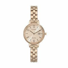 Citizen Eco-Drive Women's Chandler Stainless Steel Watch - EW2443-55X