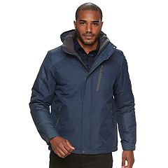 Men's ZeroXposur Beacon Colorblock Hooded Jacket
