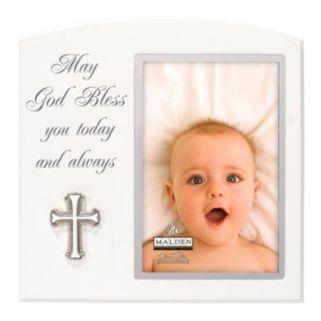 """Malden """"God Bless"""" 4"""" x 6"""" Frame"""