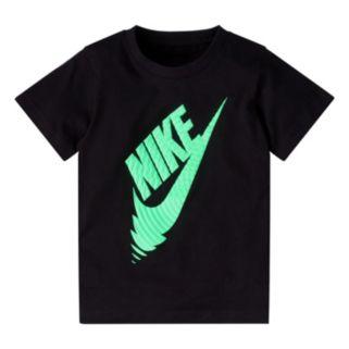 Boys 4-7 Nike Logo Tee