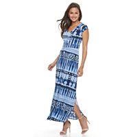 Women's Dana Buchman Shirred Maxi Dress