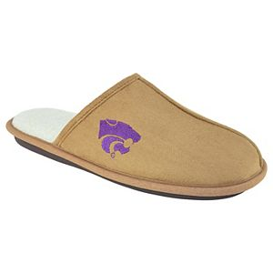 Men's Kansas State Wildcats Scuff Slipper Shoes