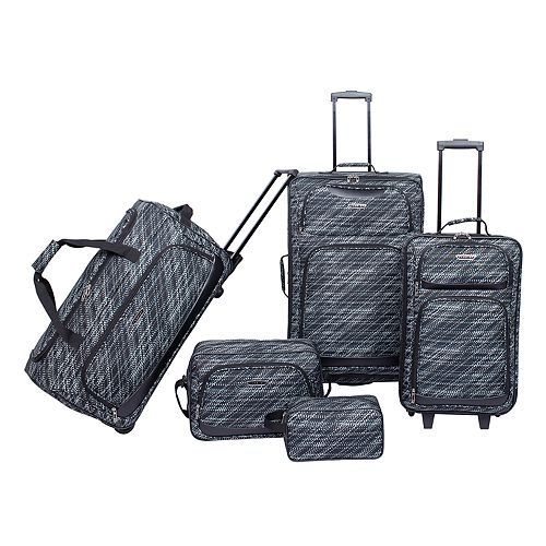 d32bfe6ff Prodigy Forest Park 5-Piece Luggage Set