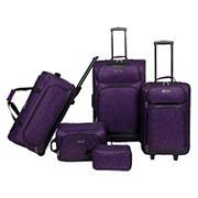 Prodigy Forest Park 5 pc Luggage Set