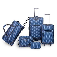 Prodigy Forest Park 5-Piece Luggage Set