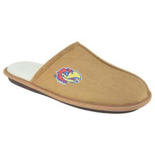 Men's Kansas Jayhawks Scuff Slipper Shoes