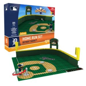 OYO Sports Detroit Tigers 87-Piece Home Run Set