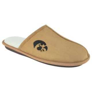 Men's Iowa Hawkeyes Scuff Slipper Shoes
