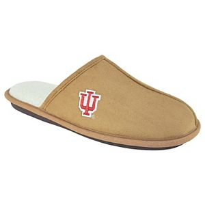 Men's Indiana Hoosiers Scuff Slipper Shoes