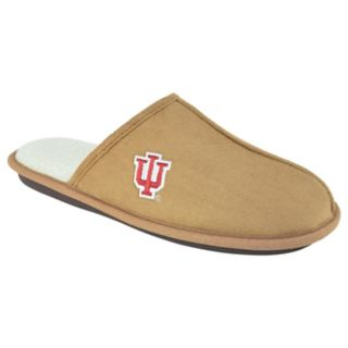 Men's Indiana Hoosiers Scuff Slipper Shoes