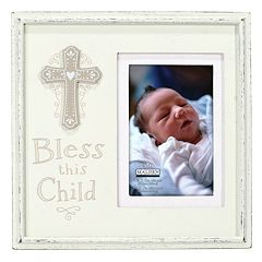 Malden 'Bless This Child' 4' x 6' Frame