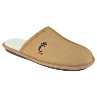 Men's Cincinnati Bearcats Scuff Slipper Shoes