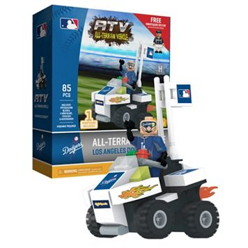 OYO Sports Los Angeles Dodgers 85-Piece ATV with Superfan Set