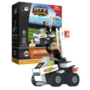 OYO Sports San Francisco Giants 85-Piece ATV with Superfan Set
