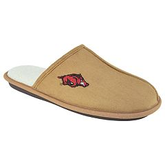 Men's Arkansas Razorbacks Scuff Slipper Shoes