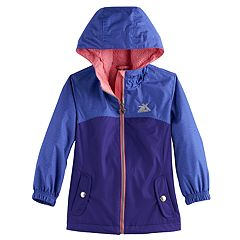 Girls 4-6x ZeroXposur Midweight Elissa Transitional Jacket