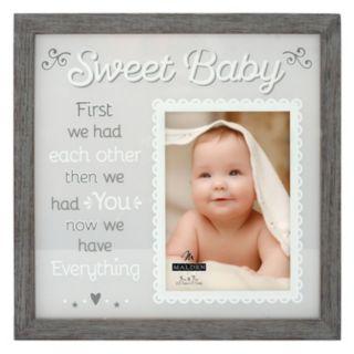 """Malden """"Sweet Baby"""" 5"""" x 7"""" Frame"""
