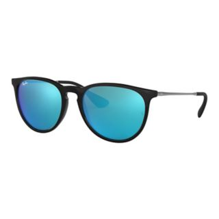 Ray-Ban Erika RB4171 54mm Pilot Mirror Sunglasses