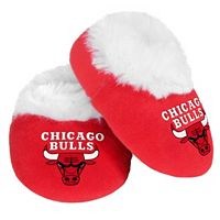 Newborn Forever Collectibles Chicago Bulls Booties