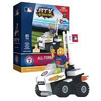 OYO Sports Texas Rangers 85-Piece ATV with Mascot Set