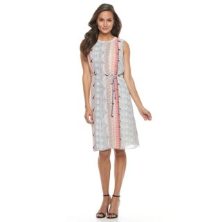 Women's Dana Buchman Chiffon Popover Dress