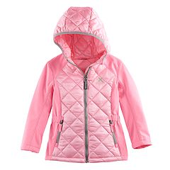 Girls 7-16 ZeroXposur Eleanor Midweight Transitional Jacket