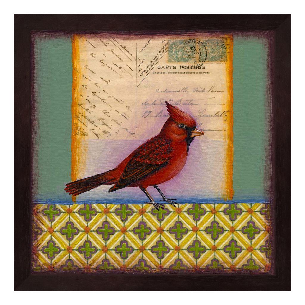 Cardinal Framed Wall Art
