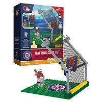 OYO Sports Washington Nationals 59-Piece Batting Cage Set