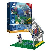 OYO Sports Kansas City Royals 59-Piece Batting Cage Set