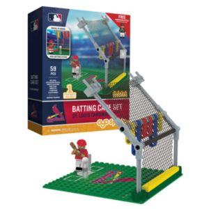 OYO Sports St. Louis Cardinals 59-Piece Batting Cage Set