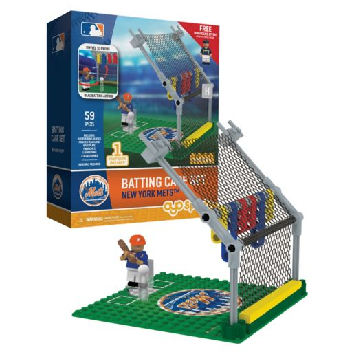 OYO Sports New York Mets 59-Piece Batting Cage Set