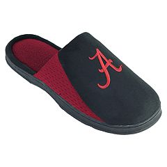 Men's Alabama Crimson Tide Scuff Slippers