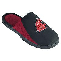 Men's Washington State Cougars Scuff Slippers