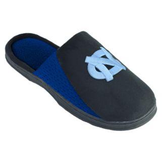 Men's North Carolina Tar Heels Scuff Slippers