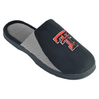 Men's Texas Tech Red Raiders Scuff Slippers