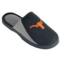 Men's Texas Longhorns Scuff Slippers