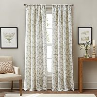 Window Curtainworks Sonnet Botanical Window Curtain