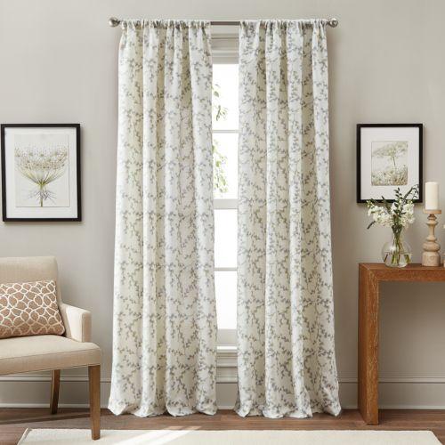 Curtainworks Sonnet Botanical Curtain