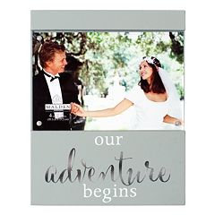 Malden 'Our Adventure Begins' 4' x 6' Frame