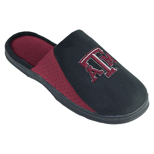 Men's Texas A&M Aggies Scuff Slippers