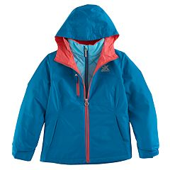 Girls 6-16 ZeroXposur Maddie 3-in-1 All Seasons Systems Jacket