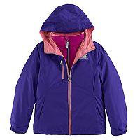 Girls 6-16 ZeroXposur Maddie 3-in-1 All Seasons Systems Jacket