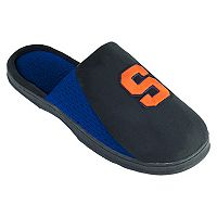 Men's Syracuse Orange Scuff Slippers