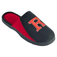 Men's Rutgers Scarlet Knights Scuff Slippers